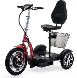 triciclo scooter electrico zt16
